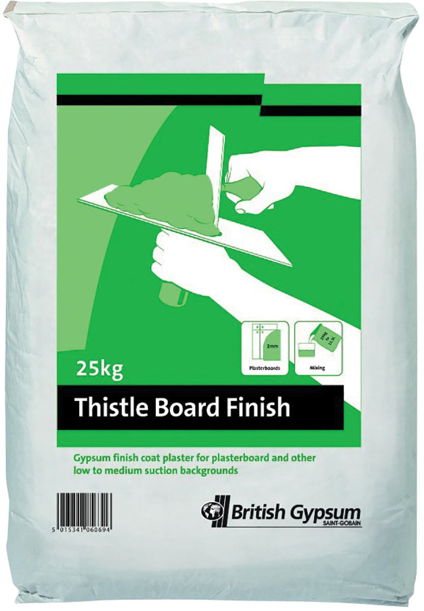 Thistle board finish