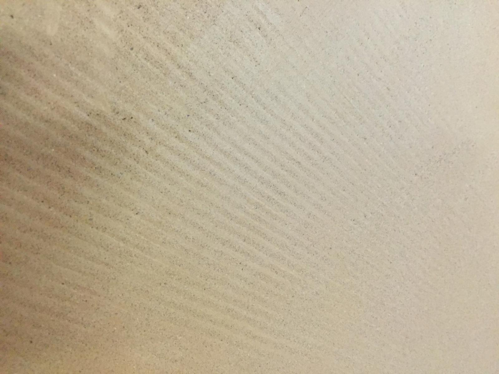 Shudders in the plasterwork