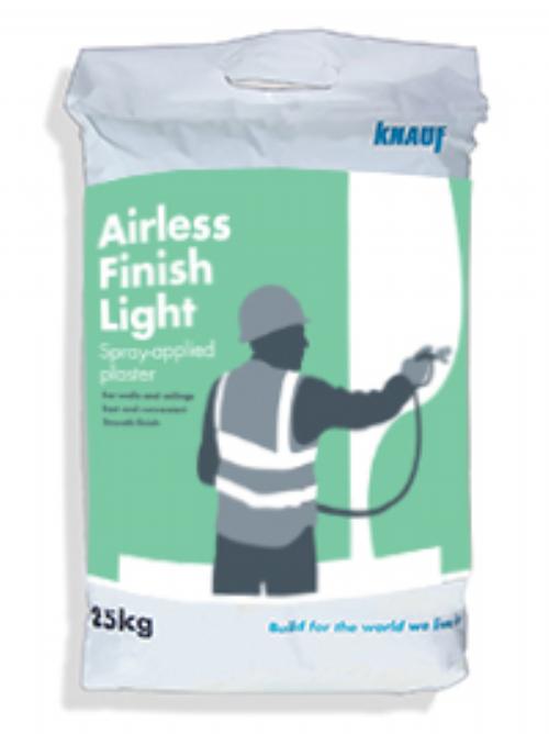 Airless Finish